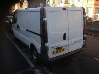 Vauxhall Vivaro 1.9 DTI 2003 NO VAT