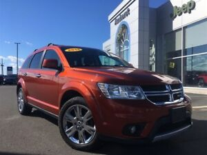 2014 Dodge Journey R/T AWD LEATHER AUTOSTART $144* BI-WEEKLY