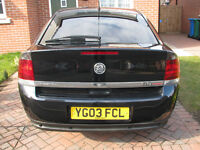 VAUXHALL VECTRA 2.2DTi 16V ELEGANCE - COMPUTER ON BOARD - ONLY 3 PREVIOUS OWNERS