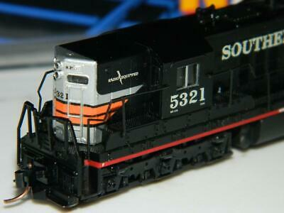 Used, Life-Like Trains #7728 N scale SD7 Southern Pacific Black Window #5321/5327 NOS for sale  La Quinta