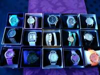 Joblot watches all new boxed 15