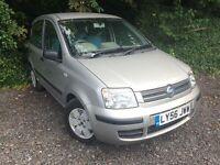 2007 Fiat PANDA 1.3 Diesel MultiJet Dynamic 5dr *1-F Keeper* LOW MILES 59000 *FREE 6-Months Warranty