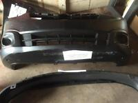Vauxhall combo bumper new in black new shape £50 have 3