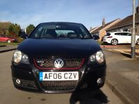 Volkswagen polo GTI 1.8L turbo petrol 70500k serviced and 12 month MOT