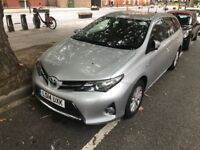 **PCO Car Hire** TOYOTA PRIUS & AURIS, READY FOR UBER AND MINI CAB TAXI - £135 PER WEEK