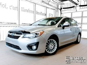 2014 Subaru Impreza 2.0i Touring Package + BANCS CHAUFFANTS +MAG