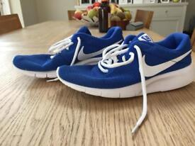 REAL Nike trainers (blue)