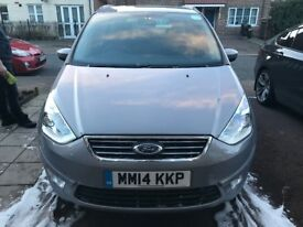 FORD GALAXY 2014 [Start Stop], 1.6 TDCi For Sale BARGAIN - £9,850