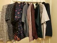 17x mens designer shirts XXL
