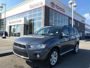 2012 Mitsubishi Outlander - ONE OWNER, ACCIDENT FREE!! -