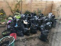 Free Garden Soil for raised beds or landscaping