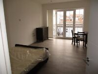 Stunning executive studio flat offers large living accommodation - RUSSELL STREET