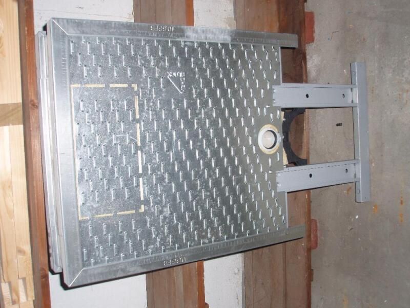 geberit montageelement sanblock f r wc typ wc 3 25 21 85cm hoch in nordrhein westfalen l hne. Black Bedroom Furniture Sets. Home Design Ideas