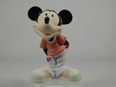 Precious Moments & Disney Mickey Mouse 'Will You Be Mine'  #113700 New In Box