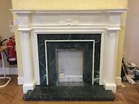 Fire surround ( and marble inner surround if wanted )