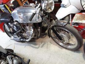 Triumph 5TA 1959