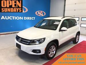 2015 Volkswagen Tiguan Trendline, HEATED SEATS, ALLOYS, BLUETOOT