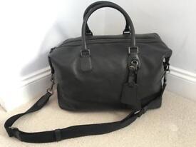 Coach Men's Explorer Bag - Black Leather