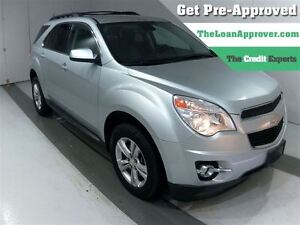 2013 Chevrolet Equinox 1LT | LEATHER | HEATED SEATS | ONE OWNER
