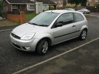 2006 Ford Fiesta 1.4 Zetec, 65k miles, £775. (P/X Welcome)