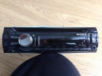 """""""SONY"""" 52Wx4 USB AUX £30"""