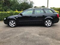 Audi avant 1.9 tdi se 130 2003/53 one owner fsh new mot! P-ex welcome aa/rac welcome