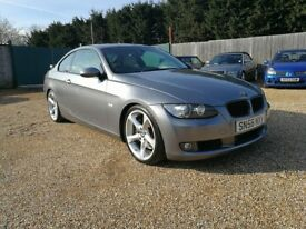 BMW 335I AUTO 2006 8.5K OF EXTRA'S 3 OWNERS FSH HPI CLEAR MINT CAR 330bhp!