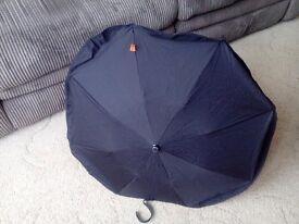 Pram/pushchair sun parasol