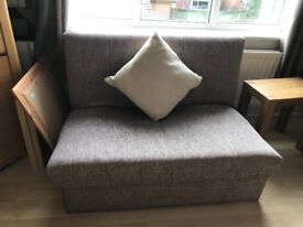 Sofa bed excellent condition must be seen