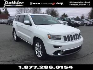 2014 Jeep Grand Cherokee Summit 4x4 | LEATHER | LOADED | REAR CA