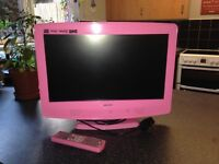 """19"""" HD LCD TV and DVD Combo with built in Freeview"""