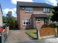 Melling Mount, Maghull. 2 bed semi. Private landlord. No deposit.