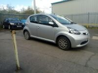 Toyota aygo 1.0 petrol very low mileage cheap insurance
