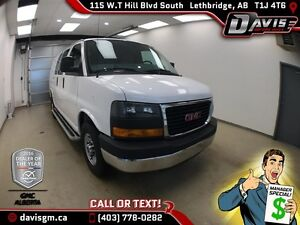 Used 2015 GMC Savana Cargo Van 2500-2 Person Seating