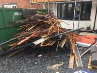 Free firewood , collect from Allestree ,