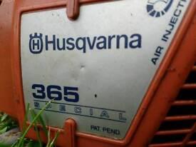 Husqvarna 365 Special chainsaw.