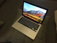 NEW CONDITION MacBook Pro Retina 13-inch — 3.1GHz i7 250GB SSD 8GB Memory