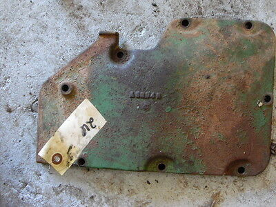 John Deere A Tractor Transmission Cover Part A3284r Tag 26
