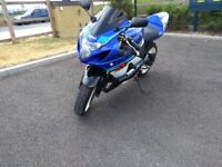 SUZUKI GSXR 600 K5 - Very Good Condition - Long MOT - Sports Bike For SALE