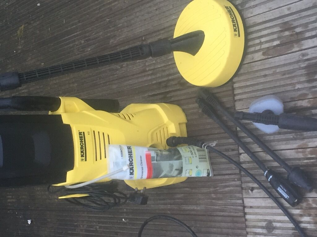 Karcher K2 home pressure washer in Terrington St Clement  : 86 from www.gumtree.com size 1024 x 768 jpeg 99kB