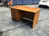 vintage 1930's desk