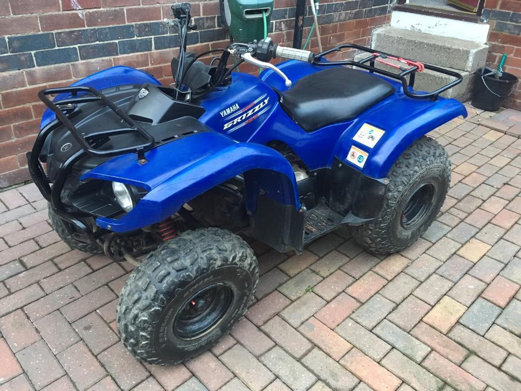 Yamaha grizzly 125 | in Sheffield, South Yorkshire | Gumtree