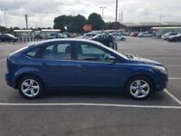FORD FOCUS ZETEC AUTOMATIC 5DRS HATCHBACK With LOW MILEAGE (2009reg)
