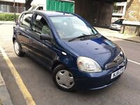 TOYOTA YARIS 1.3 = £790 ONLY =
