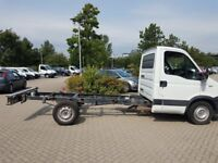 Last few in the country 2013 Iveco chassis cab LWB automatic (ideal for tipper or recovery) NO VAT