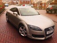Audi TT FOR SALE   2.0 Litre   2007   86k miles   Full Service History   Valid MOT   ** ONO £5750 **