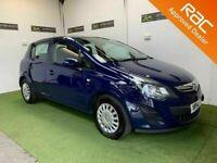 2014 Vauxhall Corsa 1.3 CDTI Diesel 5 Door **Finance & Warranty** (clio,polo,fiesta)