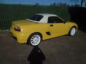 Lovely car for the summer.