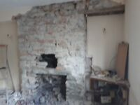 Dressed stone removed from Cottage built in the late 1800`s APPRX 5 METRES (5 ton)
