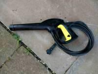 Karcher lance/trigger with hose